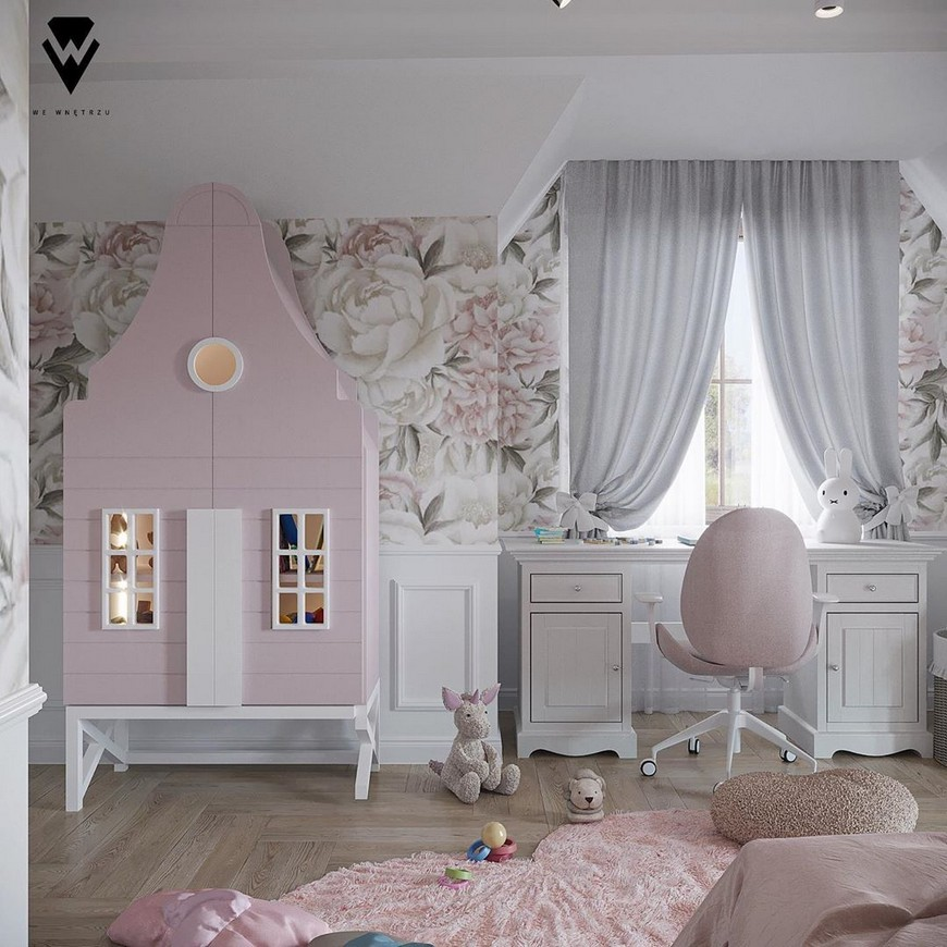 We Wnętrzu in Poland Creates the Most Magical Kids Settings we wnętrzu We Wnętrzu in Poland Creates the Most Magical Kids Settings The Best Summer House Furniture Pieces Up to Grab 3