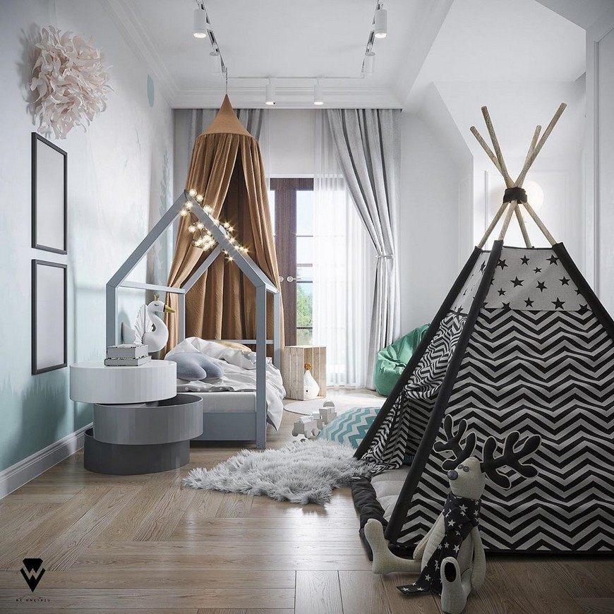 We Wnętrzu in Poland Creates the Most Magical Kids Settings we wnętrzu We Wnętrzu in Poland Creates the Most Magical Kids Settings The Best Summer House Furniture Pieces Up to Grab 4