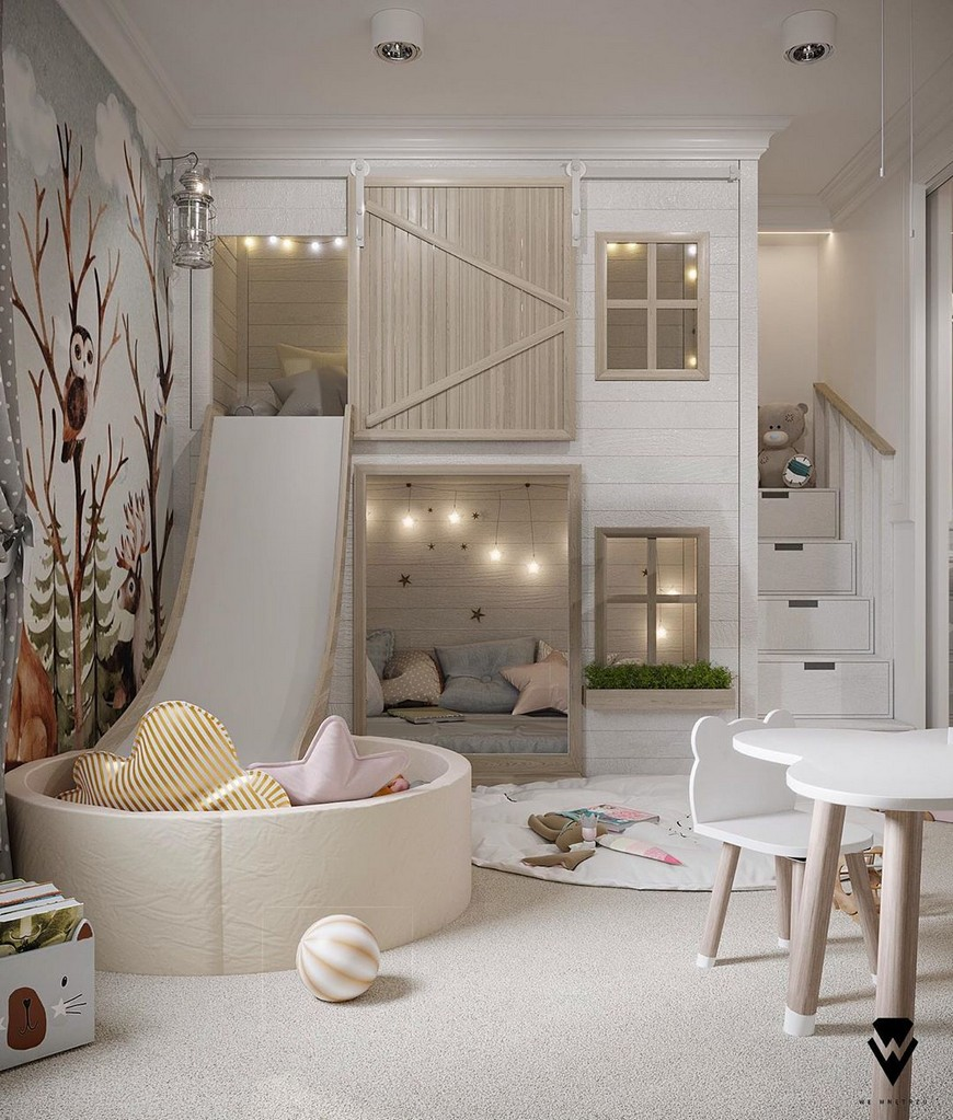 We Wnętrzu in Poland Creates the Most Magical Kids Settings we wnętrzu We Wnętrzu in Poland Creates the Most Magical Kids Settings The Best Summer House Furniture Pieces Up to Grab 5