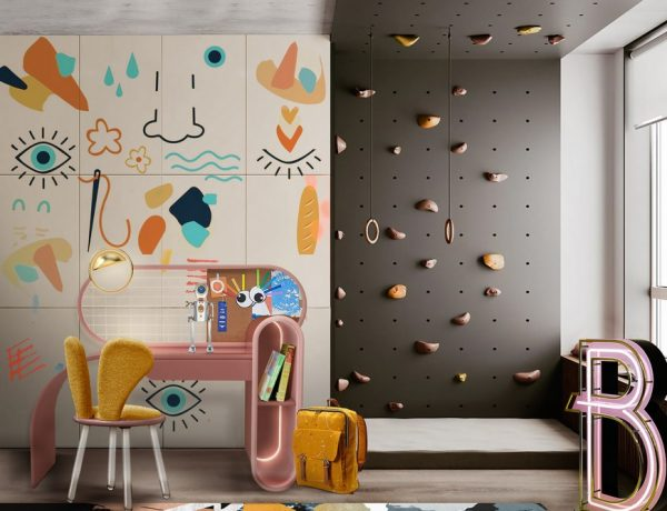 Create the Perfect Study and Playroom for your Kids kids bedroom furniture Kids Bedroom Furniture – The Best Pieces to Study at Home Create the Perfect Study and Playroom for your Kids 2 600x460
