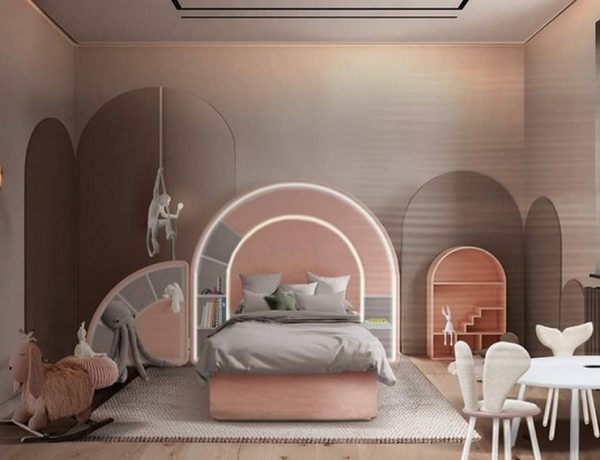 kids bedroom The Perfect Way to Include Bubblegum bed in Any Kids Bedroom The Perfect Way to Include Bubblegum bed in Any Kids Bedroom 1 600x460