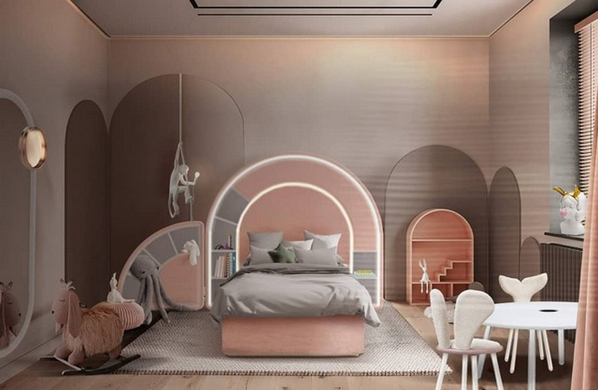 kids bedroom The Perfect Way to Include Bubblegum bed in Any Kids Bedroom The Perfect Way to Include Bubblegum bed in Any Kids Bedroom 1
