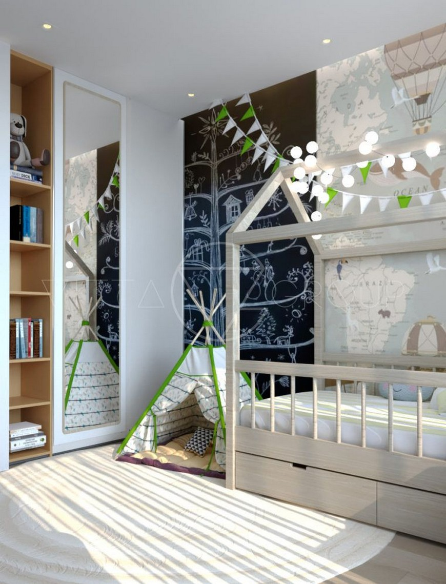 Vitta-Group's Amazing Kids Bedroom Designs Vitta Groups Amazing Kids Bedroom Designs 3