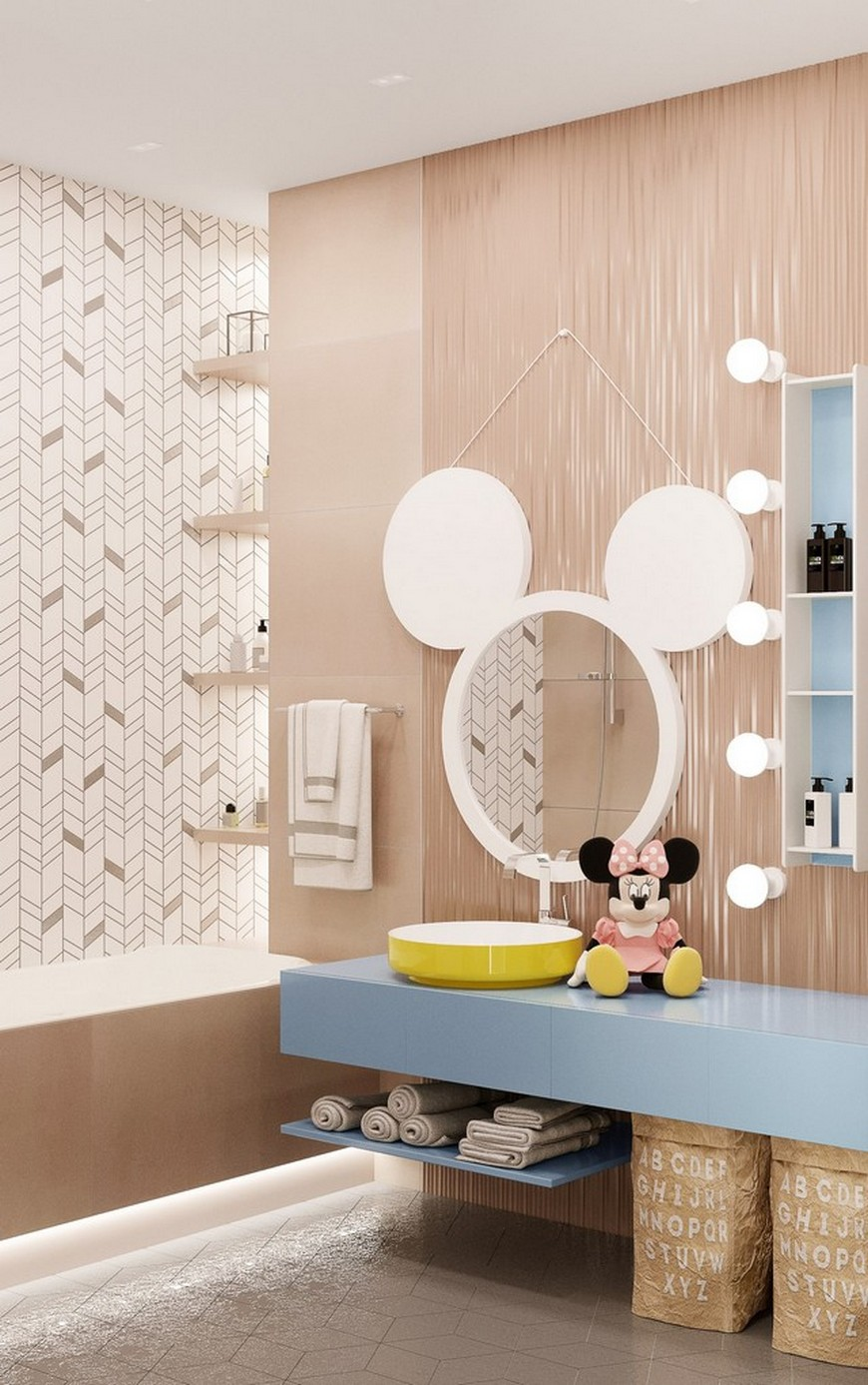 Zanko Design Studio's Incredible Kids Bedroom zanko design studio Zanko Design Studio's Incredible Kids Bedroom Zanko Design Studios Incredible Kids Bedroom 1