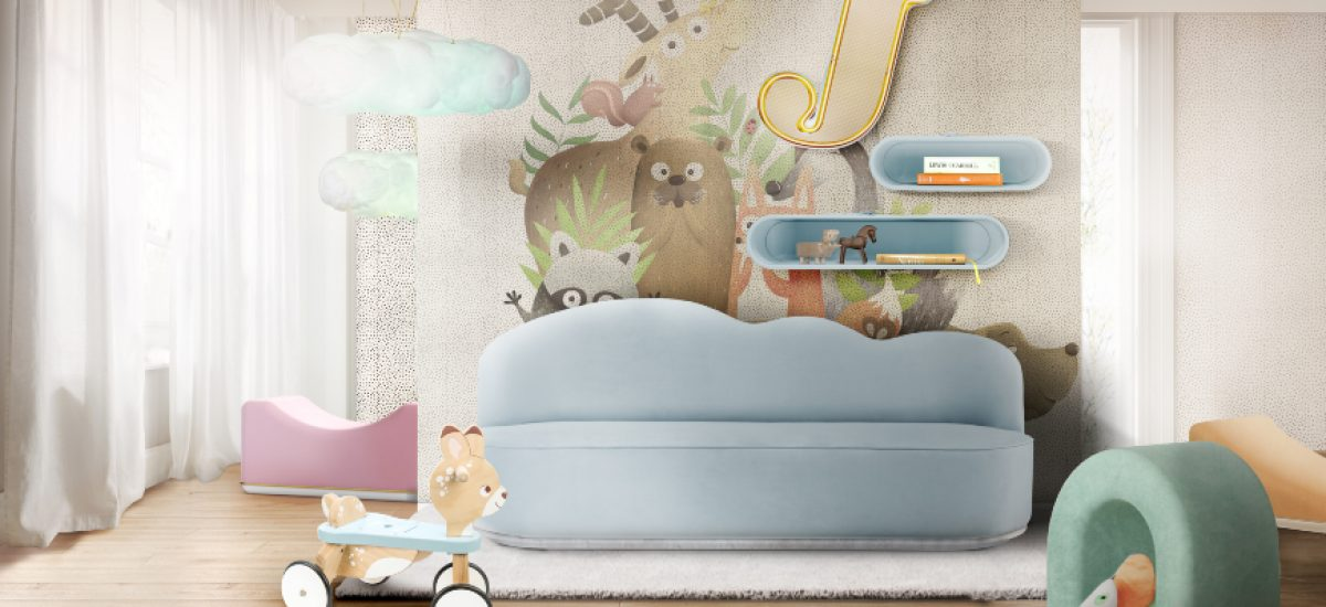 Kids Bedroom Ideas cloud sofa playroom 1200x550