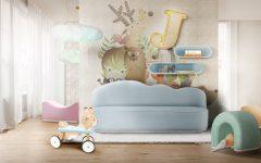 kids sofas Kids Sofas Perfect for Any Living Space Decor cloud sofa playroom 240x150
