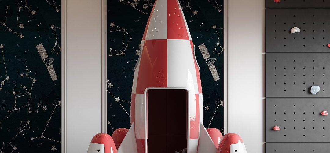luxury space theme kids room Luxury Space Theme Kids Room: THE STARDOM ROOM 1 1080x500  Kids Bedroom Ideas 1 1080x500