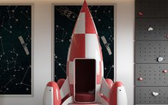 luxury space theme kids room Luxury Space Theme Kids Room: THE STARDOM ROOM 1 240x150