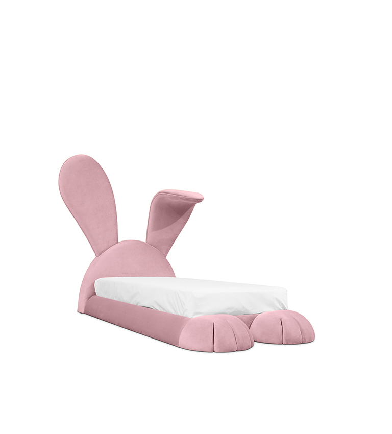 bunny-shaped bed The Bunny-Shaped Bed You have Been Seeking is Finaly Here! mr bunny bed circu magical furniture 2