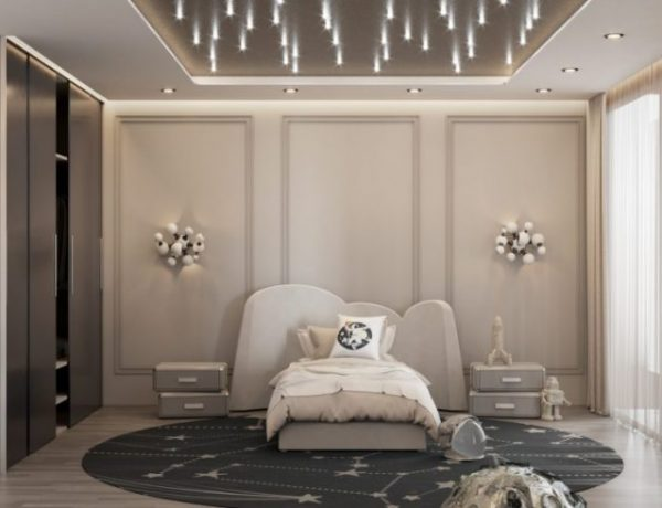 kids bedroom projects Kids Bedroom Projects – A Interstellar Bedroom You'll Love our magical rooms space 2 scaled e1617283350113 600x460