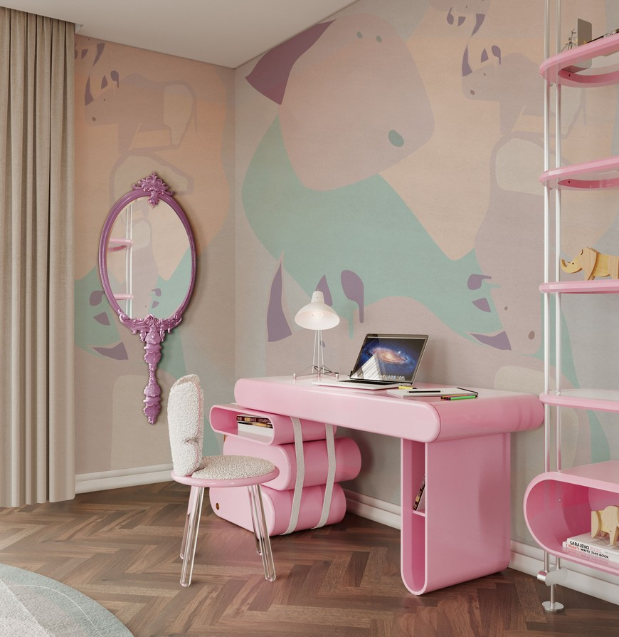 Girls Bedroom Ideas – Study Areas she is Going to Love Girls Bedroom Ideas Study Areas she is Going to Love 1