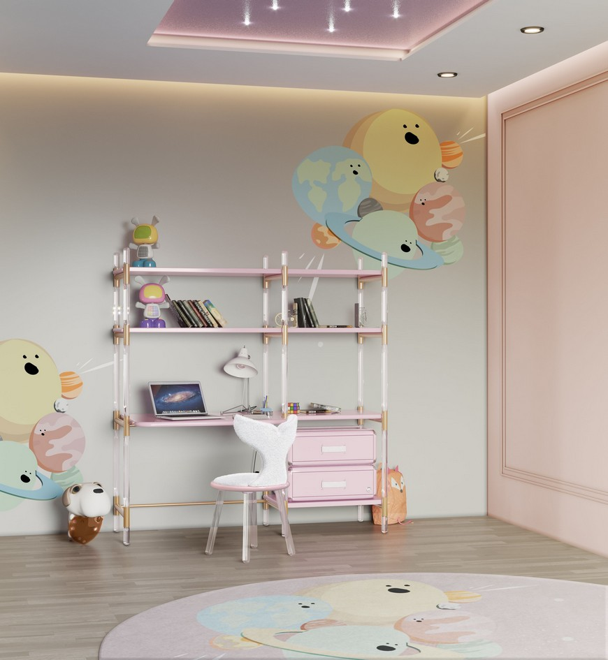 Girls Bedroom Ideas – Study Areas she is Going to Love Girls Bedroom Ideas Study Areas she is Going to Love 2