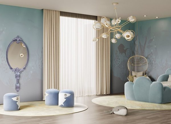 Kids Bedrooms Ideas - The Perfect Oceanic Inspiration