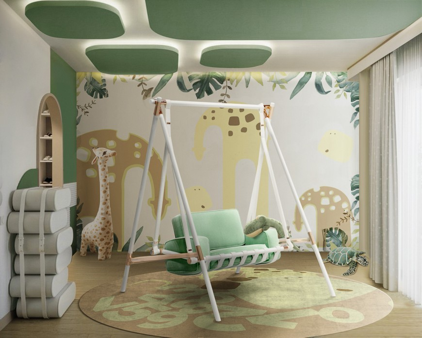 incredible kids rooms 30 Incredible Kids Rooms To Inspire your Project – Part 1 30 Incredible Kids Rooms To Inspire your Project 20