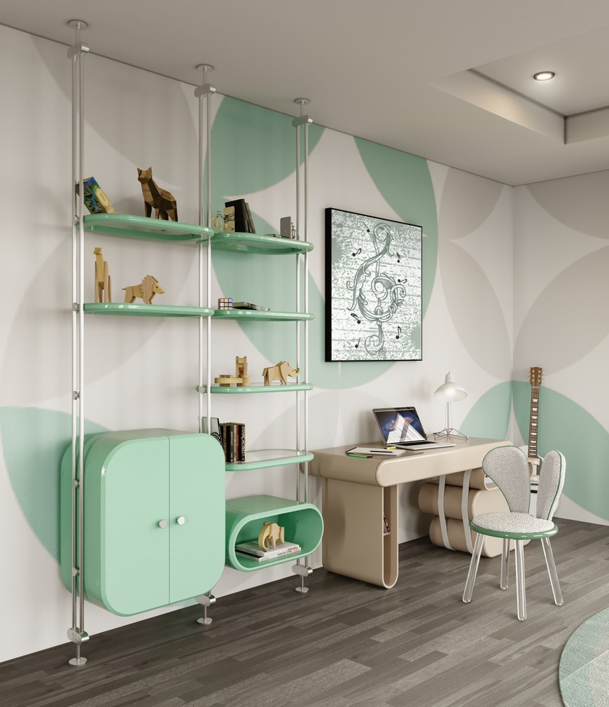 incredible kids rooms 30 Incredible Kids Rooms To Inspire your Project – Part 1 30 Incredible Kids Rooms To Inspire your Project 21