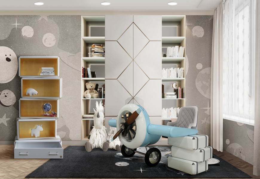 incredible kids rooms 30 Incredible Kids Rooms To Inspire your Project – Part 1 30 Incredible Kids Rooms To Inspire your Project 27