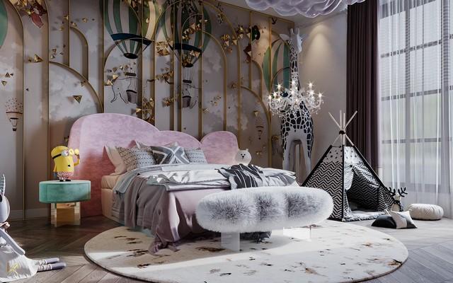 luxury girls room Luxury Girls Room: In a Cloudy Sky, be a Golden Star Luxury Girls Room In a Cloudy Sky be a Golden Star 2