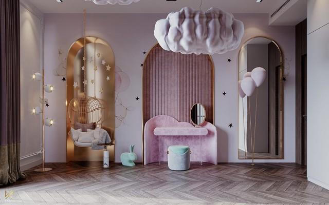 luxury girls room Luxury Girls Room: In a Cloudy Sky, be a Golden Star Luxury Girls Room In a Cloudy Sky be a Golden Star 3