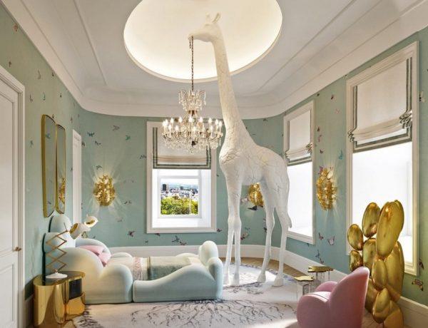 britto-charette Luxury Kids Bedroom by Britto-Charette Luxury Kids Bedroom by Britto Charette 1 600x460