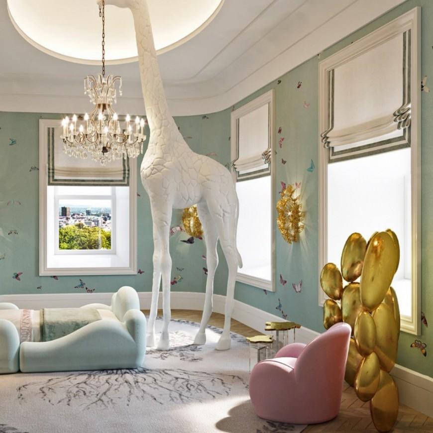 britto-charette Luxury Kids Bedroom by Britto-Charette Luxury Kids Bedroom by Britto Charette 4