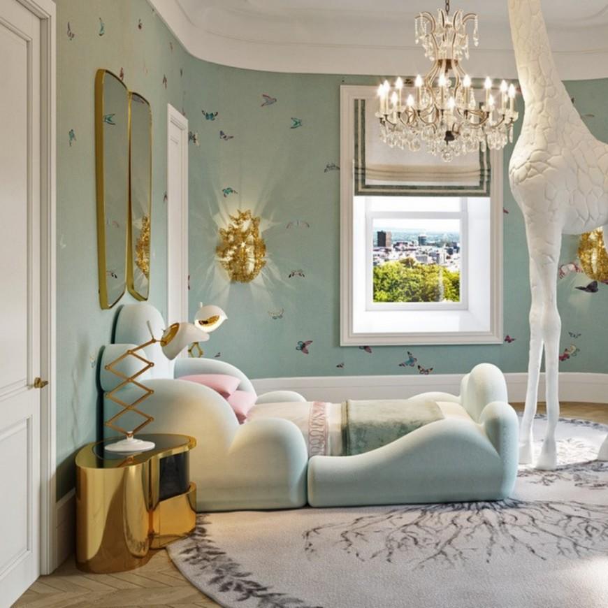 britto-charette Luxury Kids Bedroom by Britto-Charette Luxury Kids Bedroom by Britto Charette 5