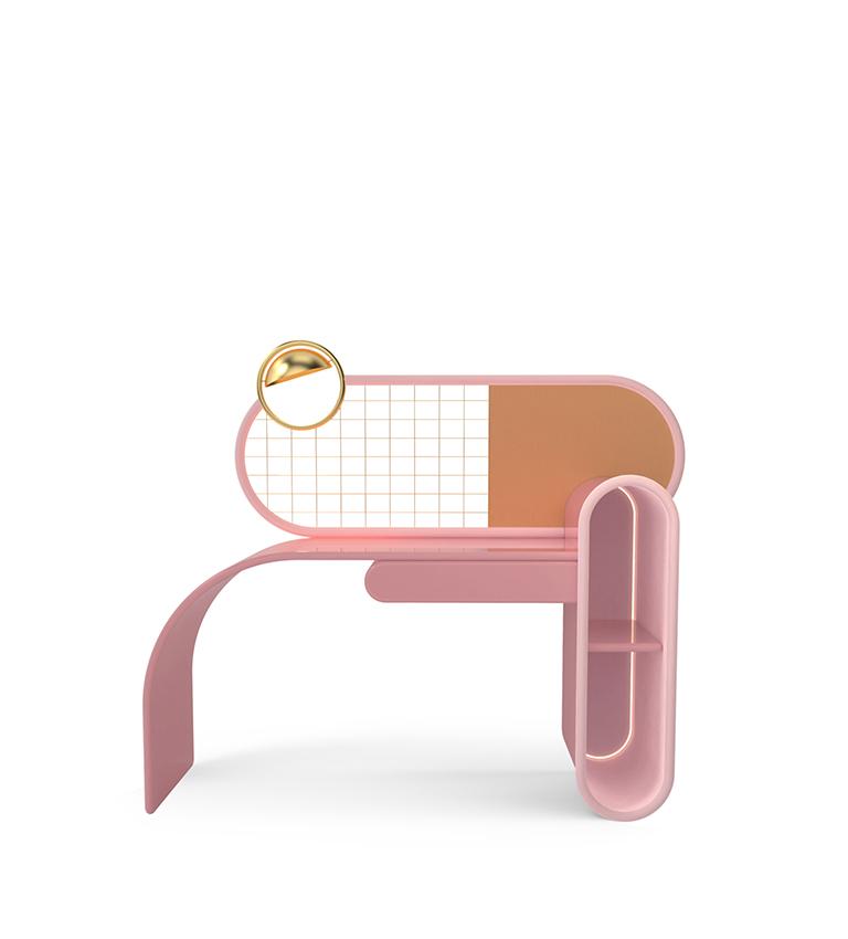 Bubble Gum Desk Circu