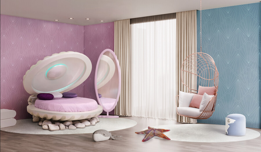 5 Circu Beds For A Magical Kids' Room