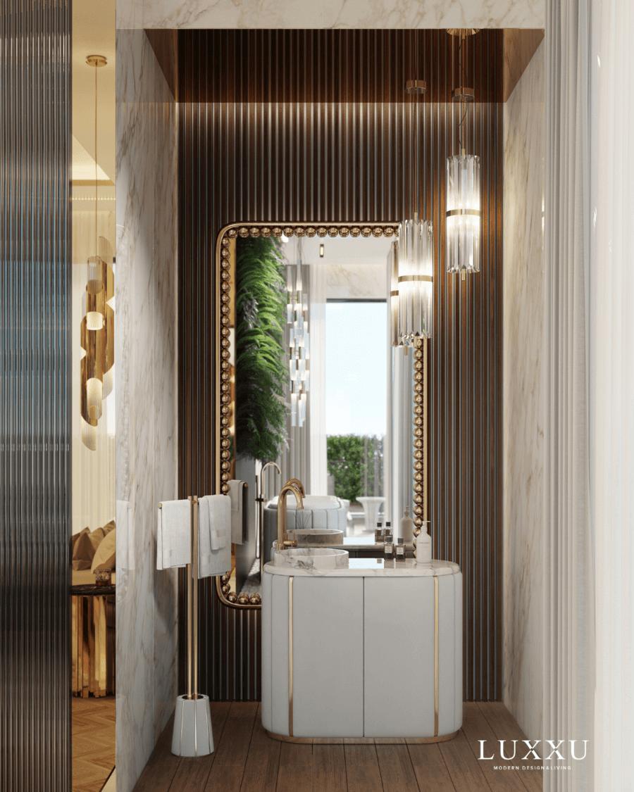 Trend Interior Design Ideas by Luxxu