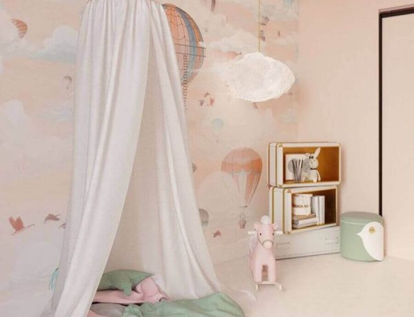 Magical Girls' Room By NG Design