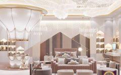 Magical Girls' Bedroom by Luxury Antonovich Design