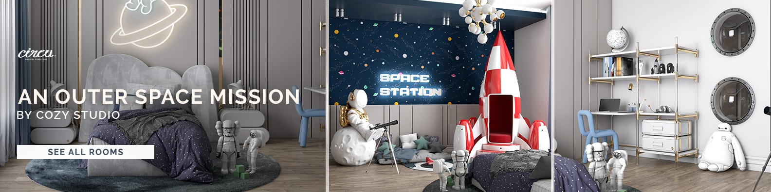 AN OUTER SPACE MISSION