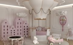Pink Girls' Room By Wise Interiors