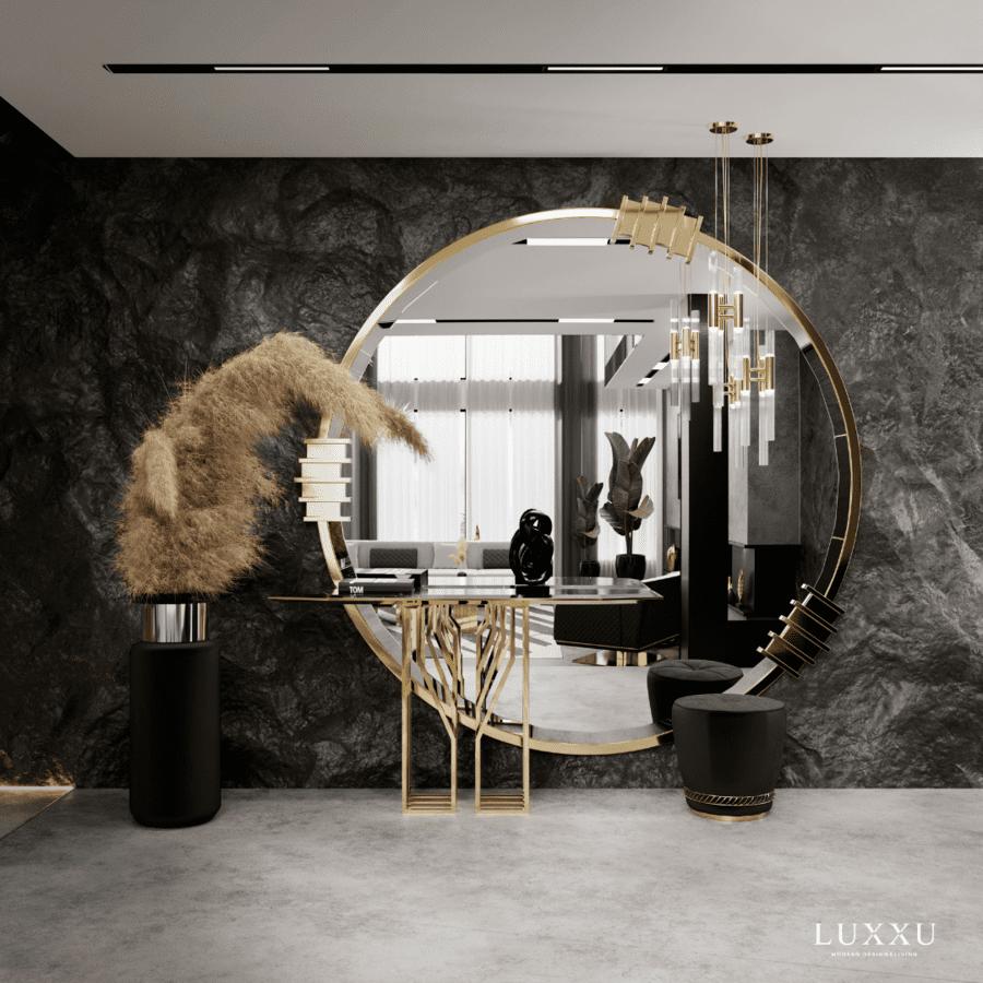 wonderfull furniture desig for a luxurious corner