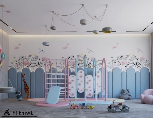 CandyLand PlayRoom - Exclusive Project With Asmaa Tarek