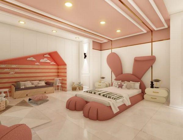 Magical Girls' Room By Rafia Gulzar