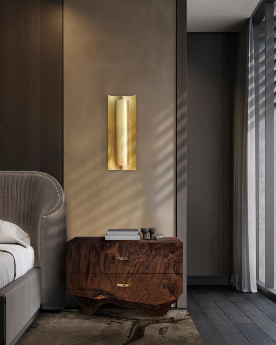 contemporary nightstand design