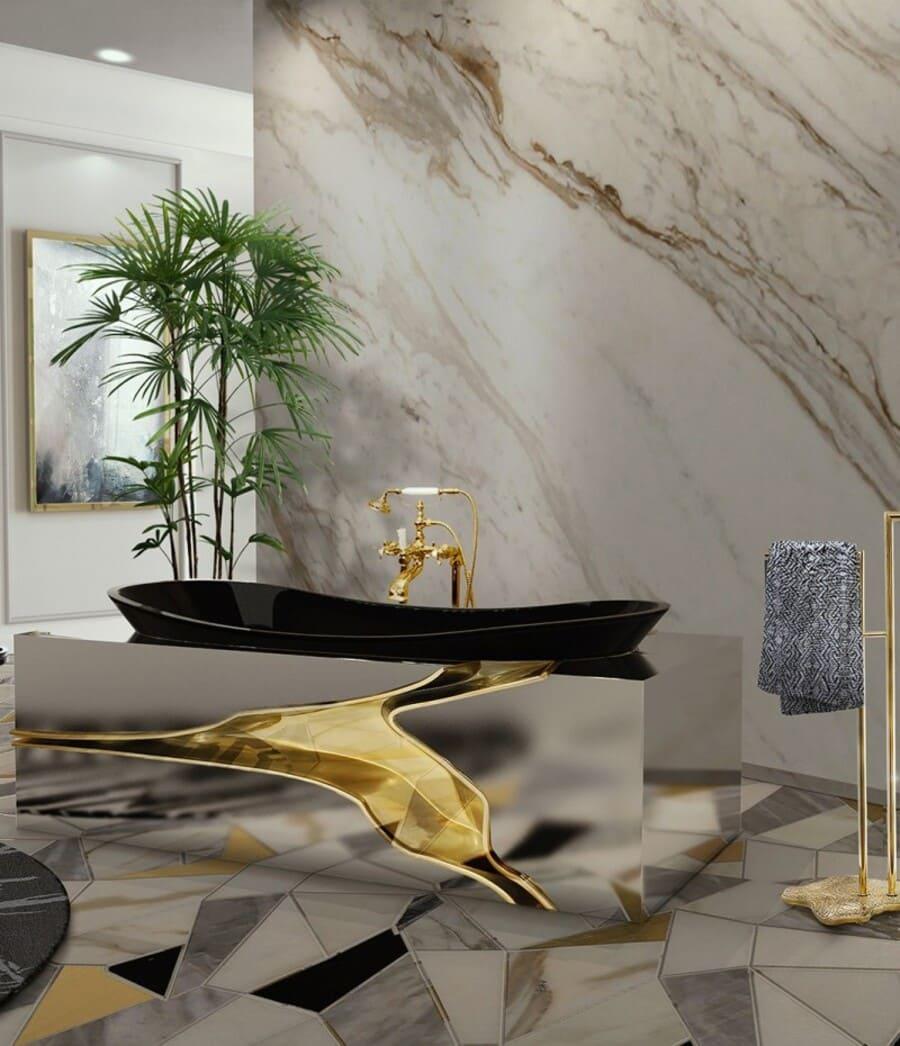 exquisite bahtroom design