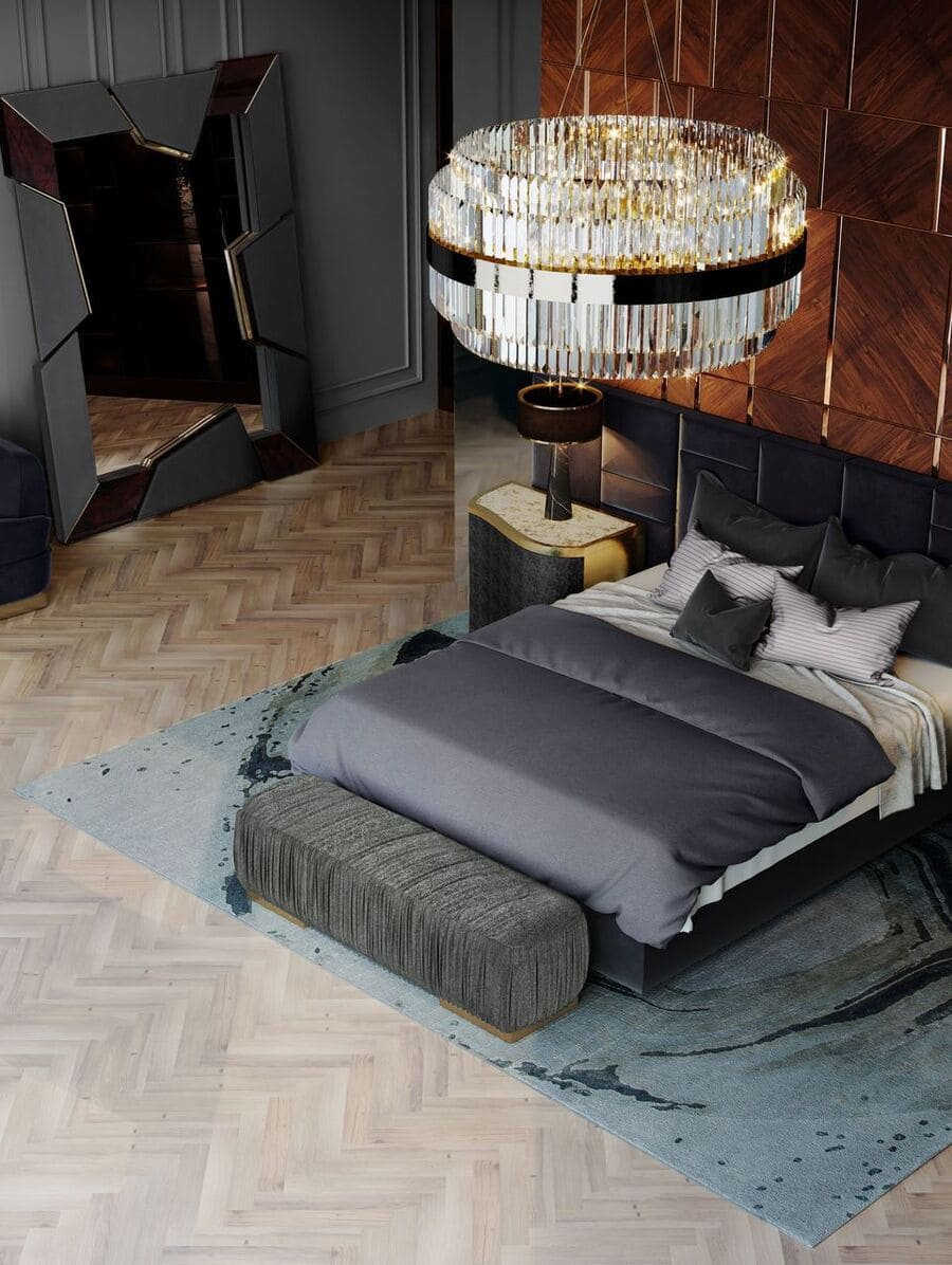 luxury rug design